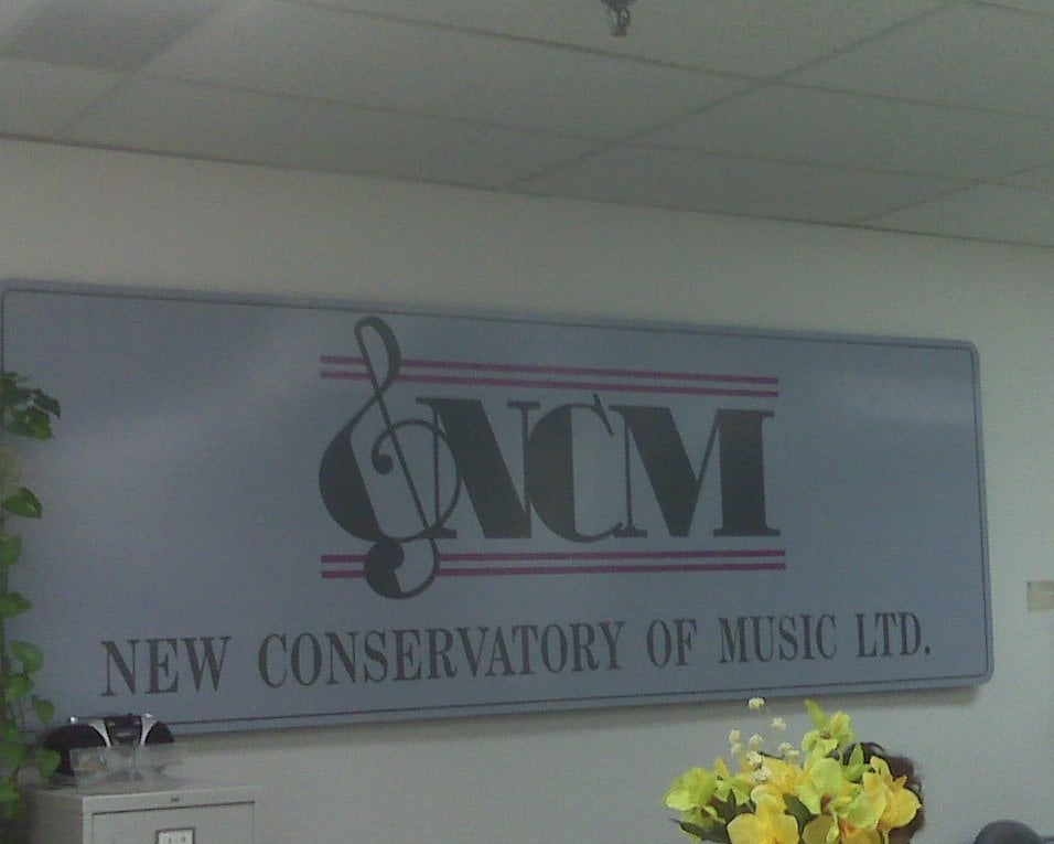 New conservatory of music scarborough